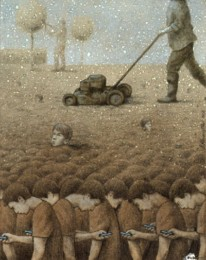 satirical-illustrations-polish-pawel-kuczynski-13-