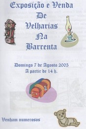 velharias barrenta 2005