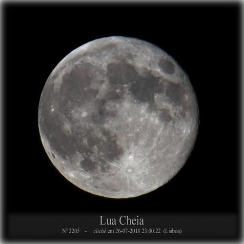 Lua cheia - (c) 2010