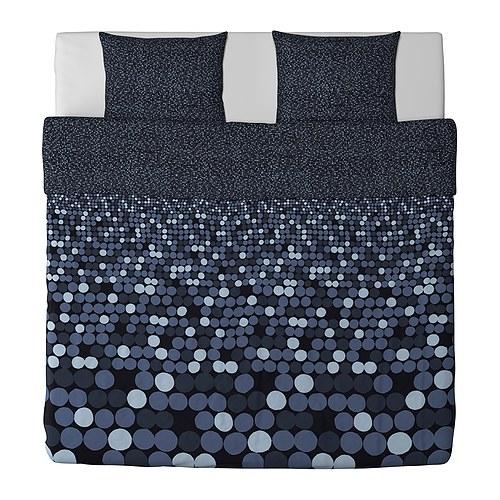 ikea capa de edredon sm rboll aleatoriedade. Black Bedroom Furniture Sets. Home Design Ideas