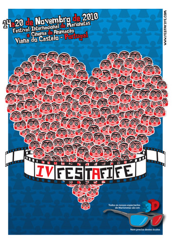Cartaz Festafife 2010