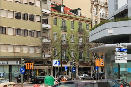 Av. João Crisóstomo, Lisboa - (c) 2011
