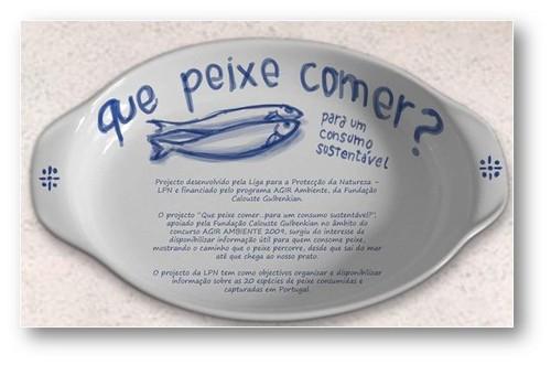 consumo de peixe