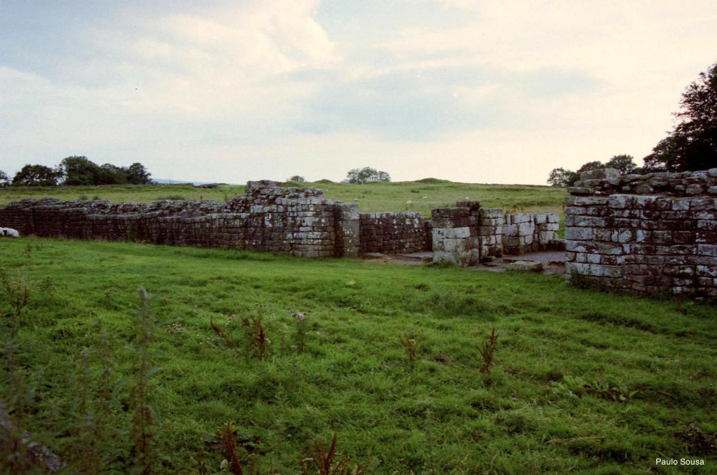 Reino unido muralha de adriano ii vale do anzel for A muralha de adriano