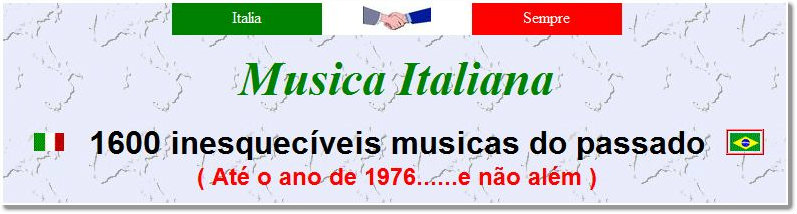 música italiana