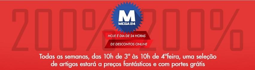 Mega24 | WORTEN | até às 10h de dia 2 abril