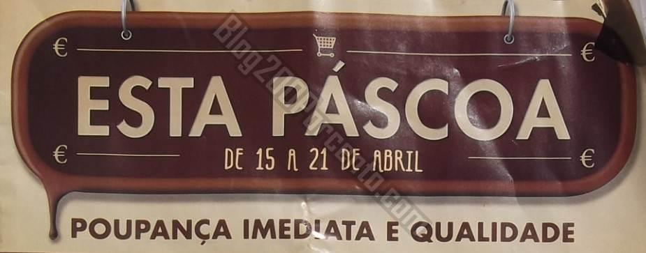 Antevisão folheto | PINGO DOCE | de 15 a 21 abril, já a seguir