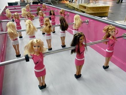 matraquilhos barbie