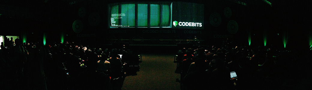 #Codebits 2014 - Abertura