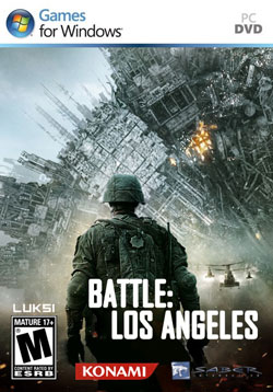 Battle Los Angeles Jogo