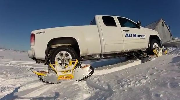 carros trenós neve