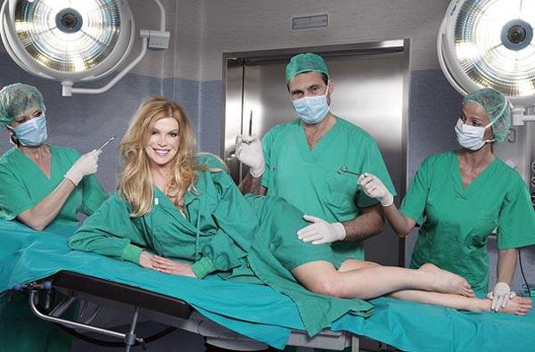 mulher cirurgia plástica
