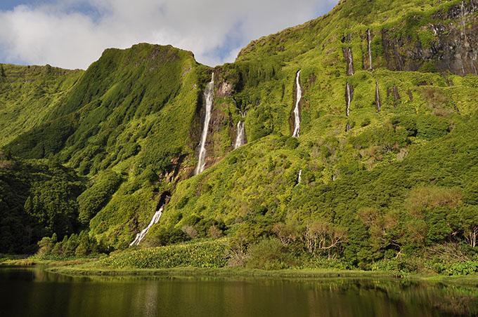 Cascatas Açores