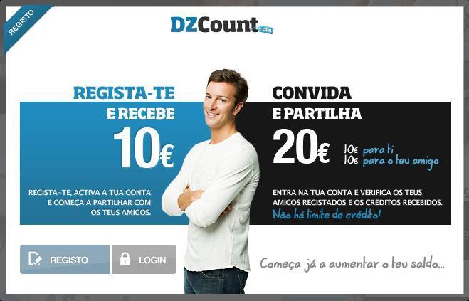DZCount - Descontos e 10 euros de oferta no registo! 8858482_tAwrE