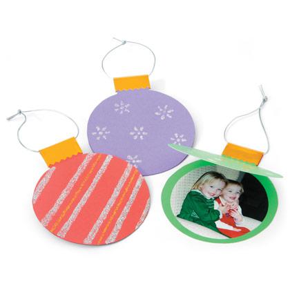 Новогодние шары своими руками с детьми