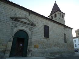 lateral da Igreja Matriz