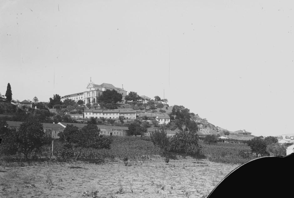 Panorâmica sobre a Penha de França, Lisboa, (P.Guedes, c. 1900)